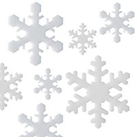 Winter Themed Precut Designs