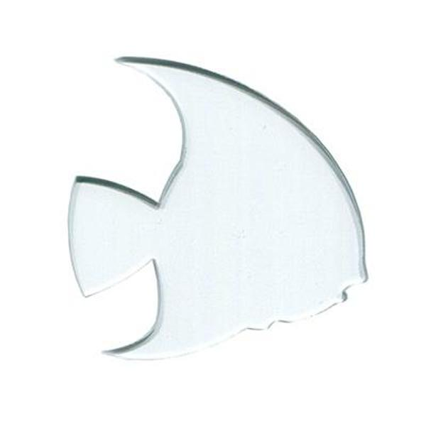 Precut Angel Fish Large Clear - Pack of 3 - COE96