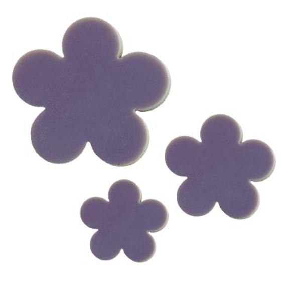 Precut Flower Lilac Purple - COE96