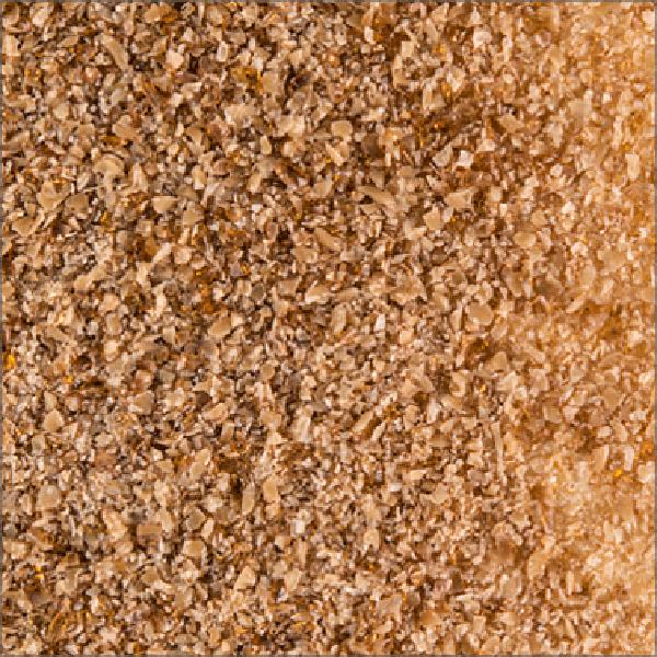 Uroboros Glass Chestnut Brown Opalescent Frit - COE96
