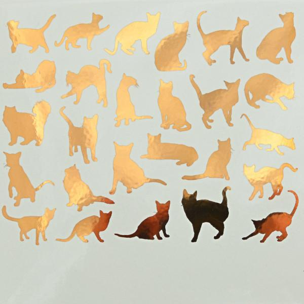 Cats Decal Sheet