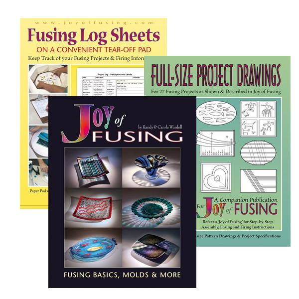 Joy of Fusing Bundle by Randy and Carole Wardell